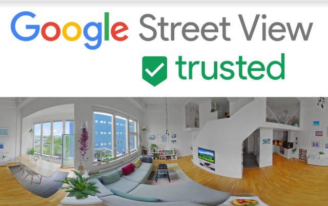 Google Street View-image